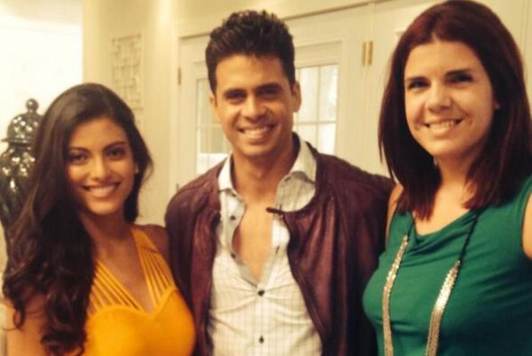 Así que estaremos al pendiente de su debut en Univision.