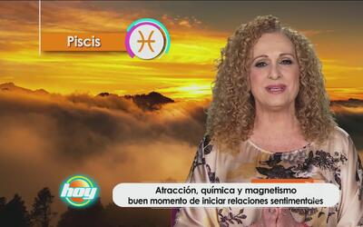 Mizada Piscis 26 de agosto de 2016