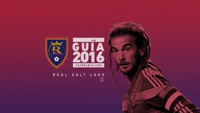 Real Salt Lake 2016 guia