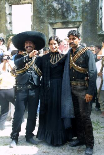 """En el año 2004 participó en la cinta """"Zapata: El sueño de un héroe"""", sob..."""