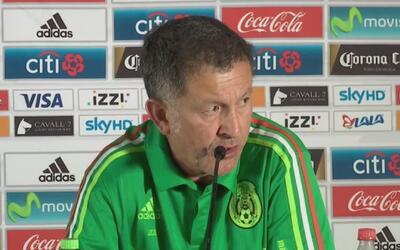"""Juan Carlos Osorio sobre el posible juego de Costa Rica: """"Será un partid..."""