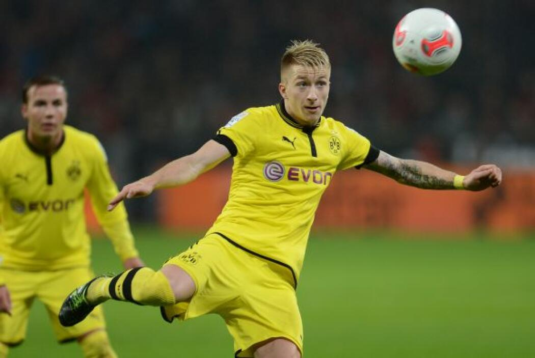 El futbolista del Borussia Dortmund y de la 'Mannschaft' dio cátedra en...