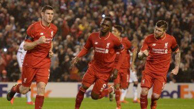 Liverpool Europa League