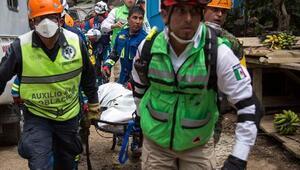 Familias desconsoladas tras derrumbe en Guatemala