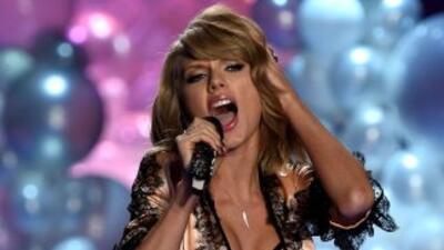La cantante Taylor Swift arrasó en las nominaciones de los MTV EMA 2015.