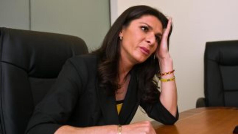 Ána Gabriela Guevara.