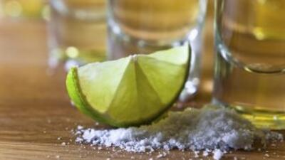 El mexicano rompió récord con tequila.