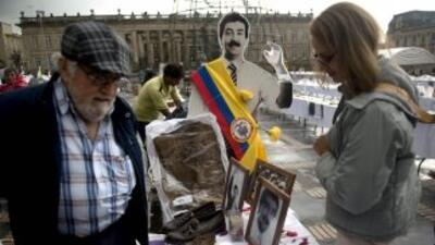 Los colombianos esperan impacientes el inicio del diálogo entre su Gobie...