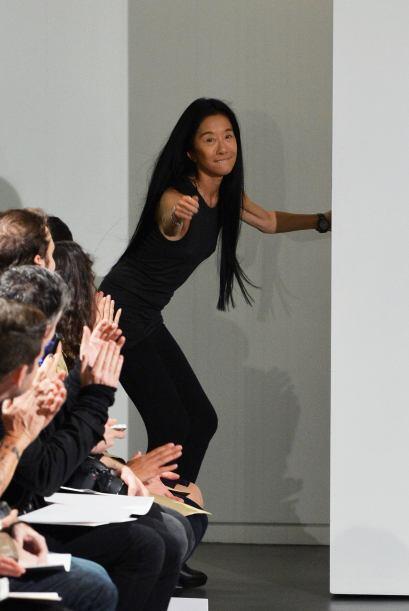 Wang es una de las diseñadoras que se ha arriesgado en cuanto moda nupci...