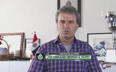 Nestor de la Torre lamenta que no le vendieran jugadores a Chivas