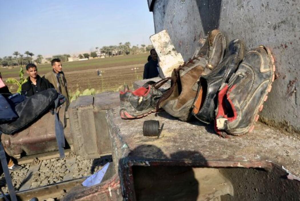 La mayor tragedia ferroviaria de la historia de Egipto ocurrió en 2002,...