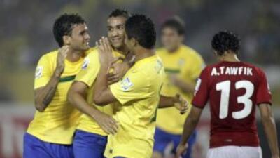 Brasil, dueña de once títulos sudamericanos sub'20, es el enemigo futbol...
