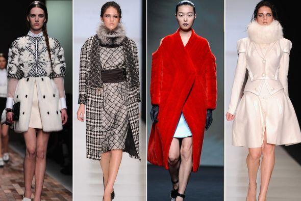 El otoño y los abrigos son una combinación inseparable cada año, sin emb...