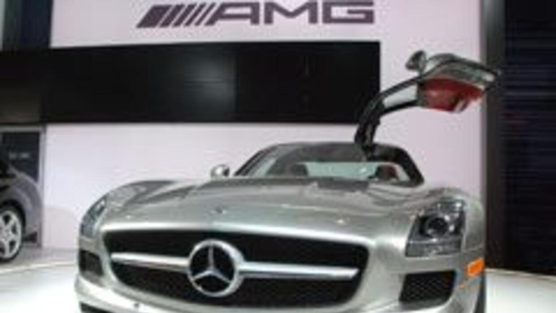 Auto Show NY 2010