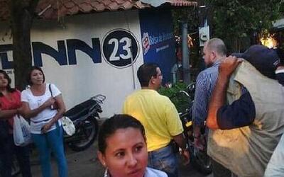 Un sismo de magnitud 6.2 remeció Nicaragua el jueves por la tarde. Image...