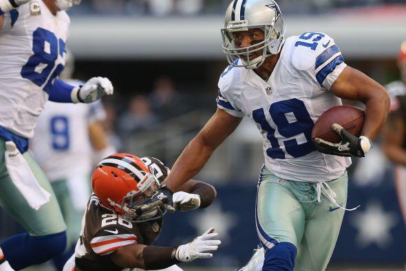 Dallas se repuso tras una pérdida de balón de Tony Romo que precipitó un...