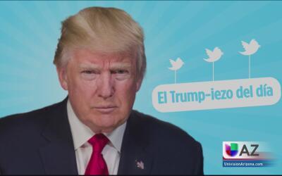 El Trump-iezo del día: ¿De qué tamaño es la relación de Trump con Rusia?