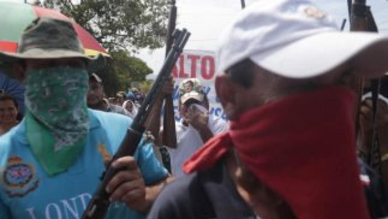 El documento hace especial mención a los casos de Guerrero y Michoacán.