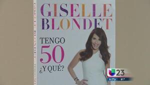 """Giselle Blondet: """"Tengo 50 ¿y qué?"""""""
