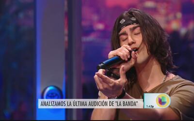 Análisis de la cuarta noche de audiciones de La Banda