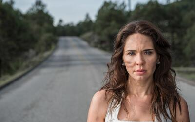 Adriana Louvier en Sin rastro de ti.