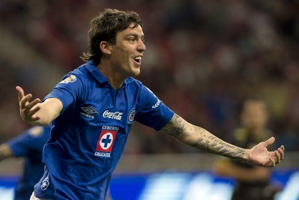 Mauro Formica: El mediocampista de Cruz Azul tal vez jugó el mejor parti...