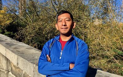 El profesor Juan Carlos Pérez se preparó desde agosto para...