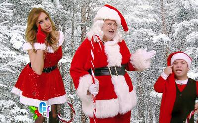 Estreno mundial: La canción navideña de El Gordo y La Flaca podría conve...