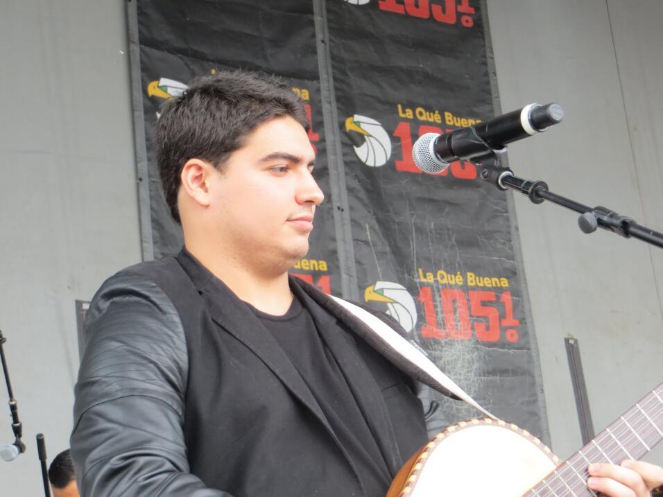 Mira las fotos del conciertazo que dio Jorge Valenzuela en Fiestas Patri...