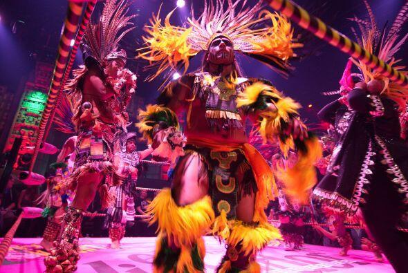 Como ya es tradicional, este fin de semana estuvo lleno de color, m&uacu...
