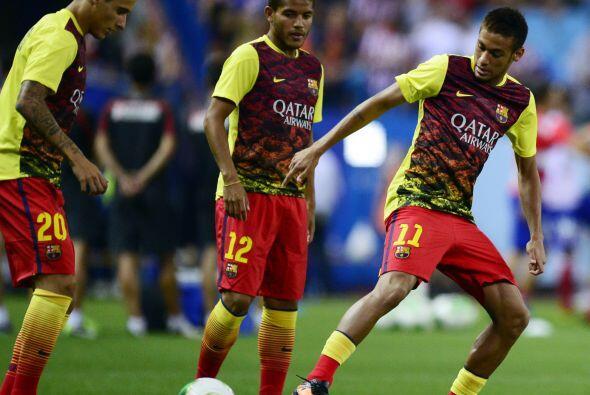 Así como el brasileño, otros jugadores como Jonathan Dos Santos y Christ...