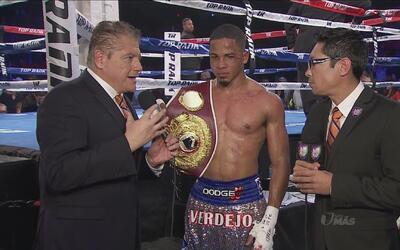 """Amador le 'dio duro' a Félix Verdejo fuera del ring: """"Es la peor pelea q..."""