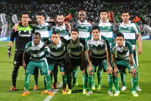 Un año de maduración tuvieron Santos Laguna y el entrenador portugués Pe...