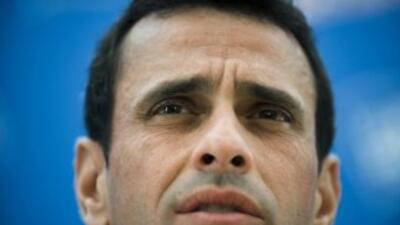 El candidato opositor dio sus primeras declaraciones sobre la derrota en...