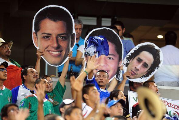 Estos son los rostros más admirados entre la fanaticada de la Selección...