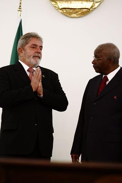 Este acercamiento con África entra en el marco del refuerzo de la...