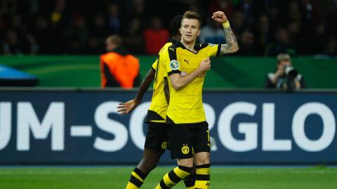 Hertha Berlín vs. Borussia Dortmund