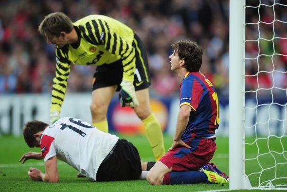 El argentino no lo podía creer.