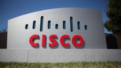 Cisco obtuvo un beneficio de 10,000 millones de dólares (un 24.2% más) d...