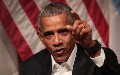 Obama defiende a los indocumentados en su primera aparición pública tras...