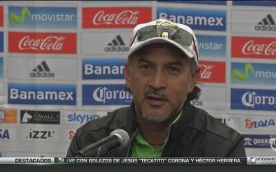 """Raúl Gutiérrez: """"Para los que a fuerza quieren verme fuera, tengo un con..."""