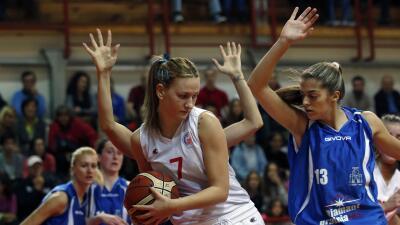 Natasa Kovacevic regresó a las duelas tras perder una pierna hace unos a...