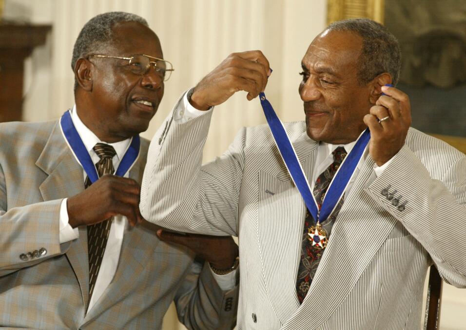 Bill Cosby medalla