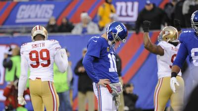 Highlights Semana 11: San Francisco 49ers vs. New York Giants