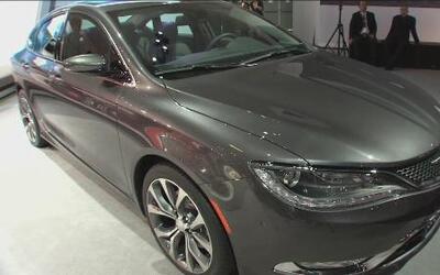 Conoce el nuevo Chrysler 200