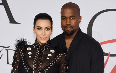Kim y Kanye
