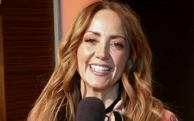 Andrea Legarreta felicita a Despierta América por su aniversario número 20