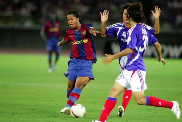 Luego de este torneo, regresa con el Barcelona una vez más para la gira...