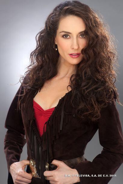 En esta misma historia vemos a una de las villanas actuales, Susana Gonz...