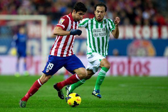 La próxima semana el Atlético de Madrid visita al Betis, colista de la L...